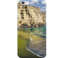 Green Sand Beach iPhone Case/Skin