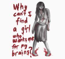 Zombie Girlfriend #1 T-Shirt