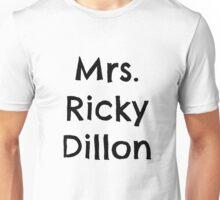Mrs. Ricky Dillon Unisex T-Shirt