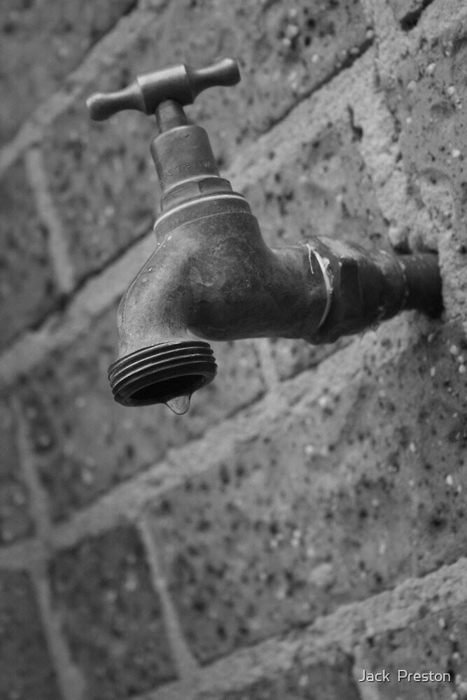 Water On Tap by Jack  Preston
