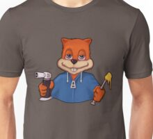 Squirrel Dab (No Text) Unisex T-Shirt