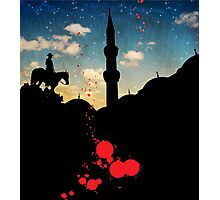 A Cowboy in Baghdad, Ten Year Anniversary Photographic Print