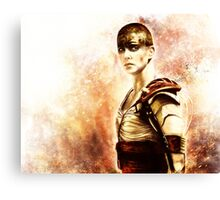 Mad Max : Fury Road - Furiosa Canvas Print