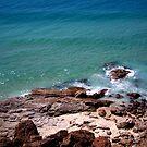 Bondi rocks by allabouther