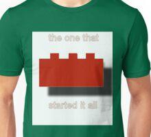 lego produts + Unisex T-Shirt
