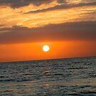 Maui Sunset by Trish Peach