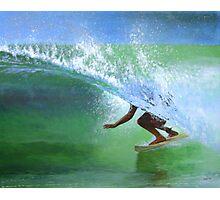 Surf #2 Photographic Print