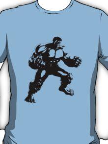 the incredible hulk bruce banner comic book shirt T-Shirt