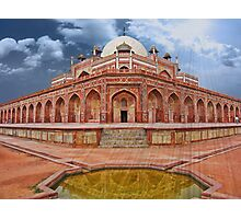 Humayun's Tomb. Delhi. India Photographic Print