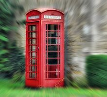 Tellingbone box by Dave Johnson