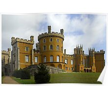 Belvoir castle approach Poster