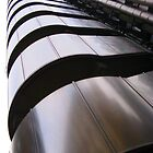 Up, up and away - Lloyds Building, London by Jeanne Horak-Druiff