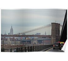 View from the BQE Poster
