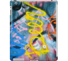 Abstract Graffiti Wall Art Photography - Have a Beer! iPad Case/Skin