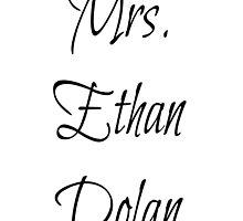Mrs. Ethan Dolan by BaileyLisa