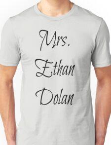 Mrs. Ethan Dolan Unisex T-Shirt