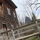Barn I by paulineca