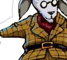 Goat - Tee Sticker