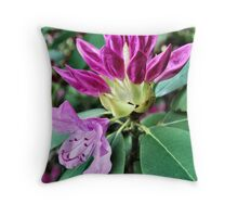 One Bloom Throw Pillow