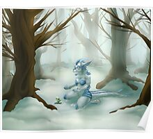 Winter is Melting Away Poster