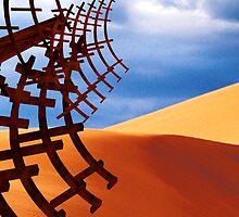 Sand Wreck by robertemerald