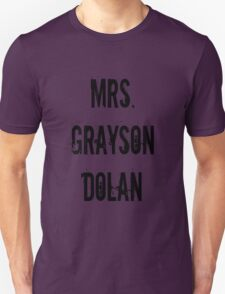 Mrs. Grayson Dolan T-Shirt