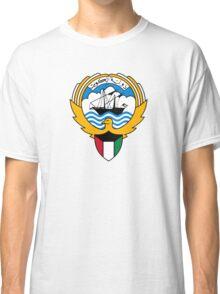 Emblem of Kuwait  Classic T-Shirt