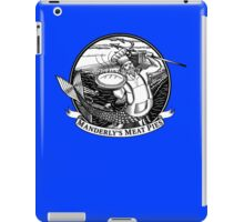 Manderly's Meat Pies. The North Remembers. iPad Case/Skin