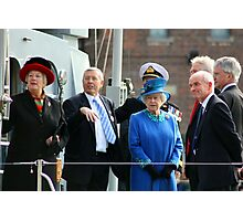 Queen Elizabeth II Photographic Print