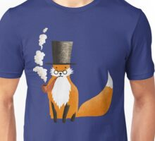 Fancy Fox Unisex T-Shirt