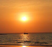 Mindil Beach by Rochelle Boardman