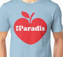 A Casual Classic iconic Es Paradis inspired t-shirt design Unisex T-Shirt