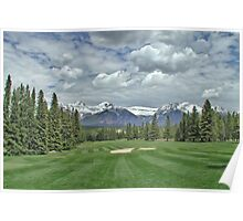 Banff Abbey Springs GC 2 Poster