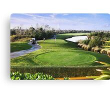 Moon Palace Golf Course, Cancun 2 Canvas Print