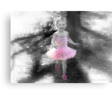 """Pretty In Pink"" - Live With A Purpose! Metal Print"