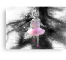 """Pretty In Pink"" - Live With A Purpose! Canvas Print"