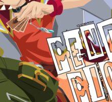 Pendulum Pioneer Sticker