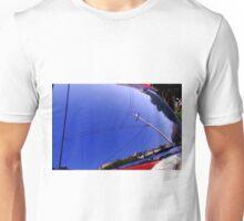The Fish-Eye Sky, Grounded Unisex T-Shirt