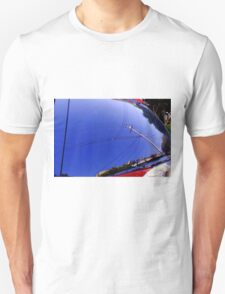 The Fish-Eye Sky, Grounded T-Shirt