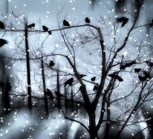 Gothic Snow by gothicolors