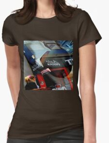 Auto Erotica - Help Wanted Womens Fitted T-Shirt