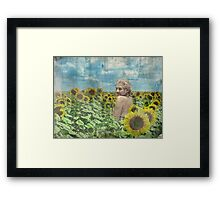 Gone to the Other Side Framed Print