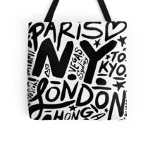 City Love Tote Bag