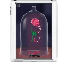 La Rosa iPad Case/Skin