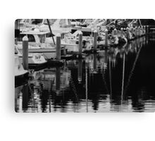 Watermarks Canvas Print