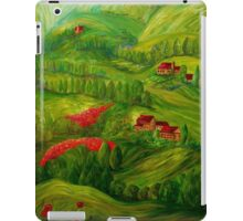 Tuscany at Dawn iPad Case/Skin
