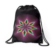 Carnival Lights Drawstring Bag