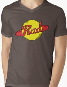 Rad Mens V-Neck T-Shirt