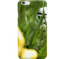 Quietly does it... iPhone Case/Skin