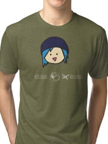 Life is Strange - Kiss Chloe or Kiss Chloe Tri-blend T-Shirt